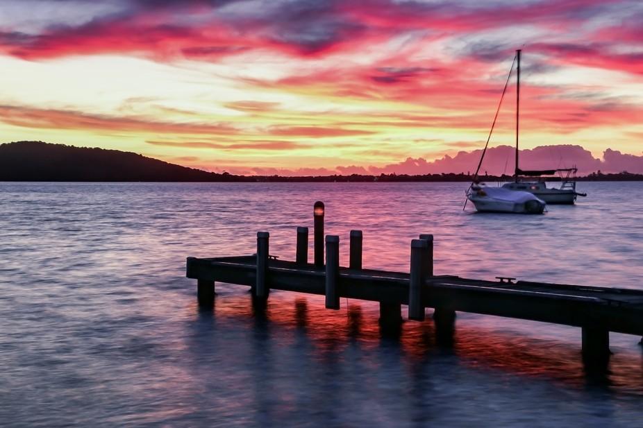 Carey Bay Sunrise 2