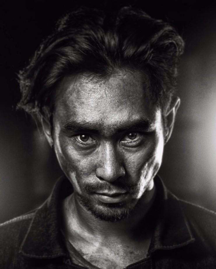 Badass by abelbrata - My Amazing Portrait Photo Contest