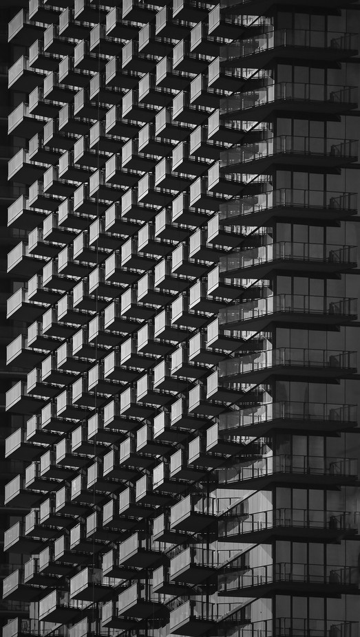 CONFUSION  by JOPIZ - Geometry And Architecture Photo Contest
