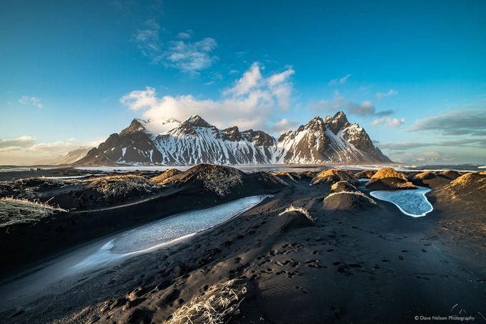 Stokksnes - Vestrahorn, South East Iceland by davenelson - Creative Travels Photo Contest