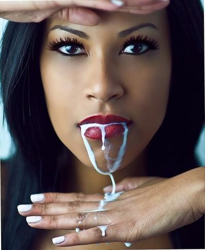 Fashion Milk Puke
