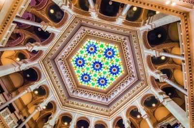 Sun Roof Mozaic