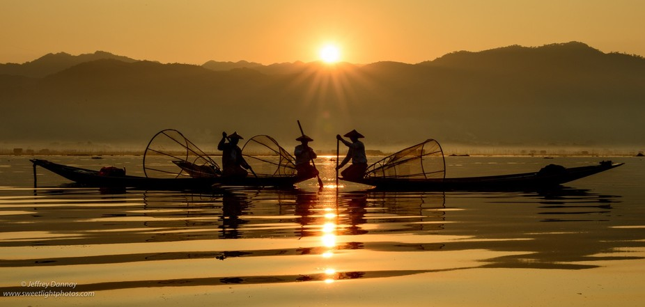 Fishermen of Inle Lake