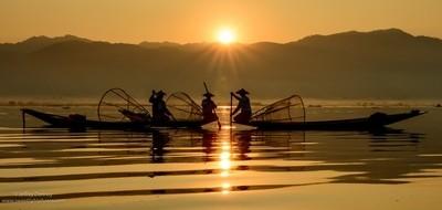 Fishermen of Inle Lake