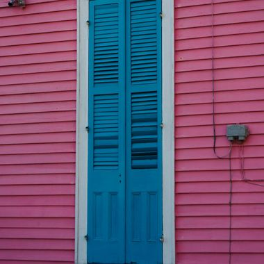 New Orleans Love the colors