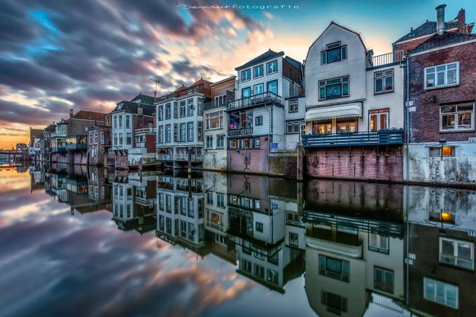 Gorinchem reflections by DennisartPhotography - Using Filters Photo Contest