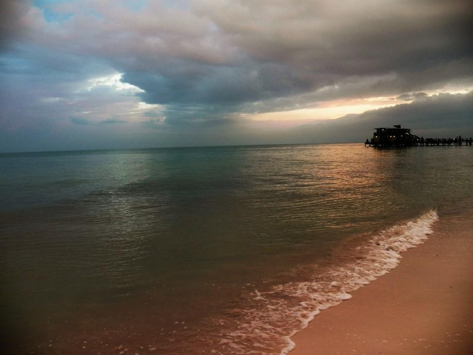 Beach light