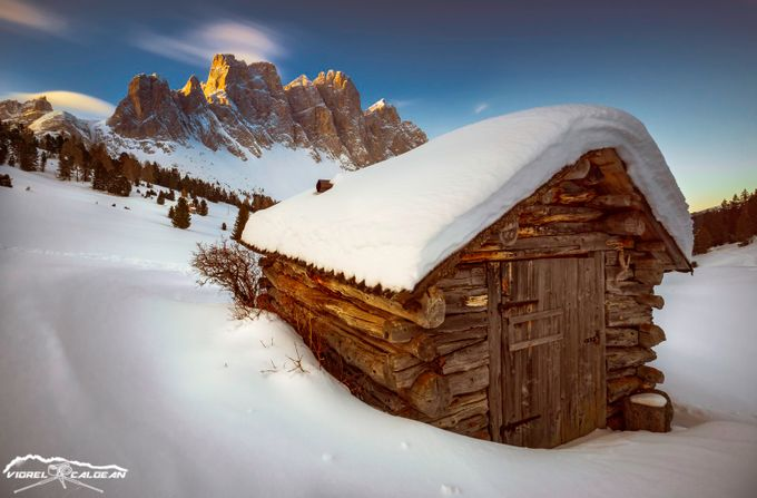 the house by ViorelCaloean - Farms And Barns Photo Contest