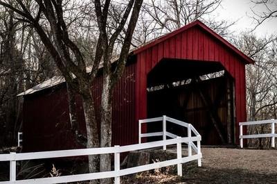 Hillboro Covered Bridge