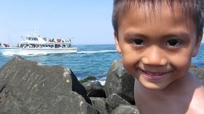 Boy & Boat