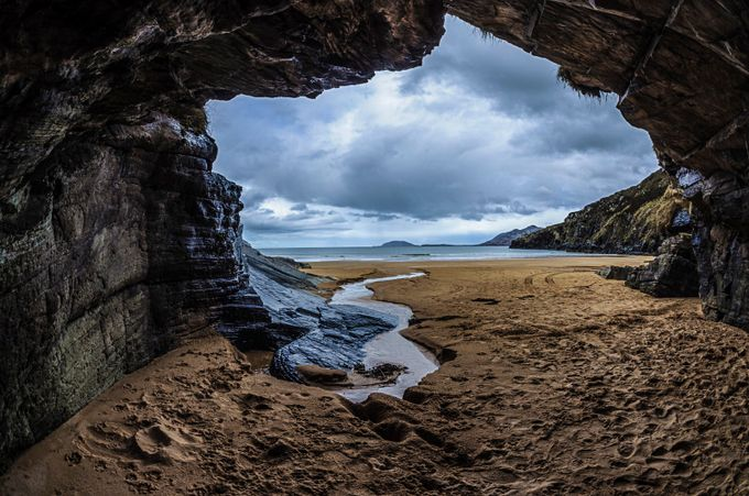 into the cave by danielemele - Creative Travels Photo Contest