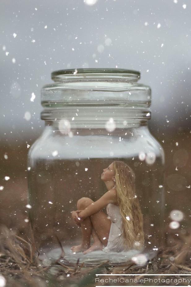 jar-manipulation by rachelcanale - A Fantasy World Photo Contest