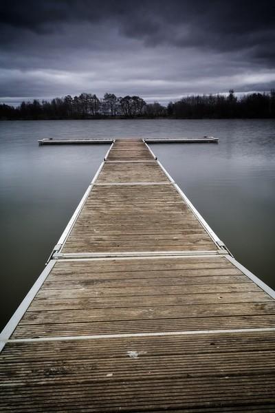 Allerthorpe lakeland park Jetty