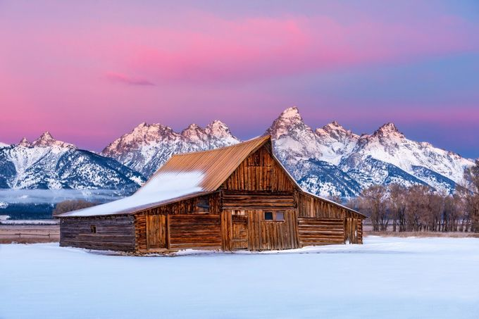 Moulton Barn by caseywithers - Farms And Barns Photo Contest