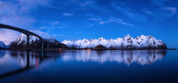 Moonlight Panorama by Daniel-Photography - World Expeditions Photo Contest