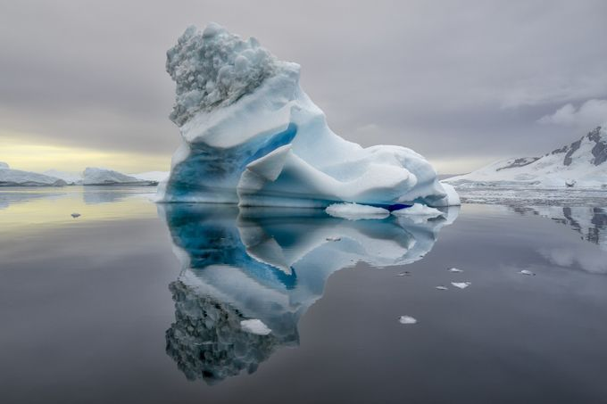 Plenneau Bay ,Western Peninsular Antarctica. by SarahCaldwell - Creative Travels Photo Contest