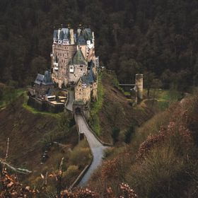 The Eltz Castle in Germany