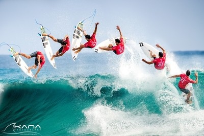 Parko Air stacked action