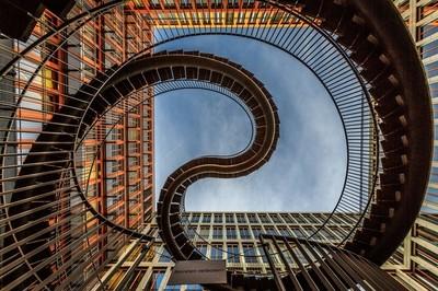 Infinite Staircase - Umschreibung