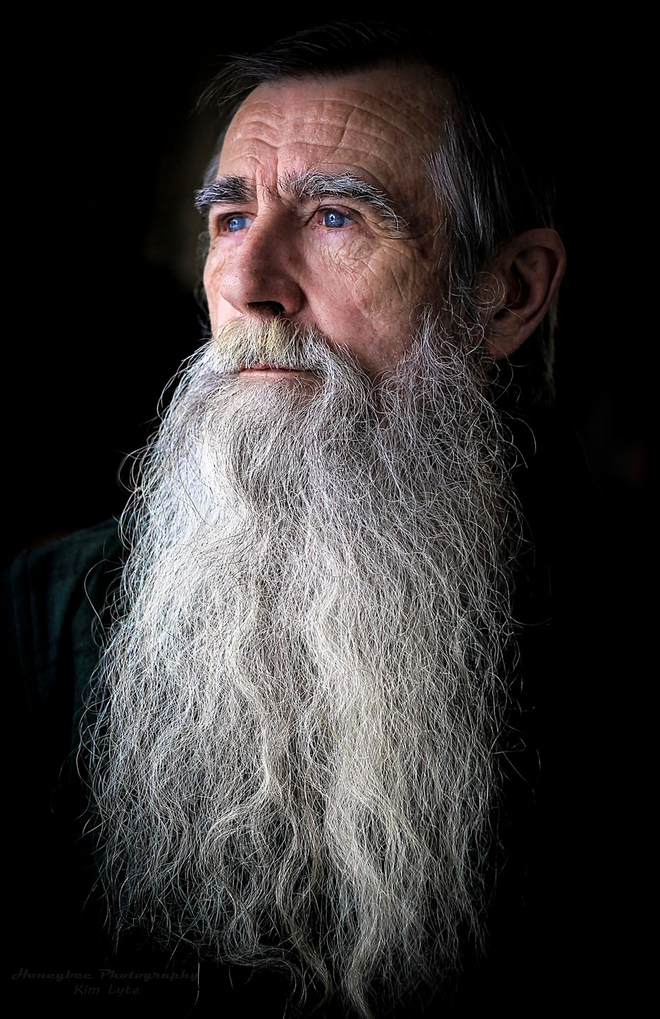 Simple Man by honeybeebabee - Beards and Mustaches Photo Contest