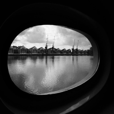 Through the porthole to the past.