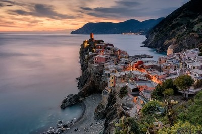 The sea guardian - Vernazza