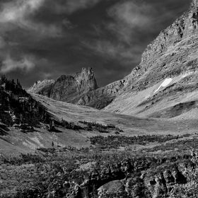 This was captured on the Going To The Sun Road in Glacier National Park in Montana, US.