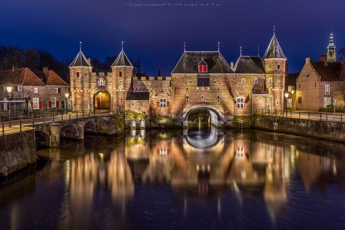De Koppelpoort in Amersfoort by DennisartPhotography