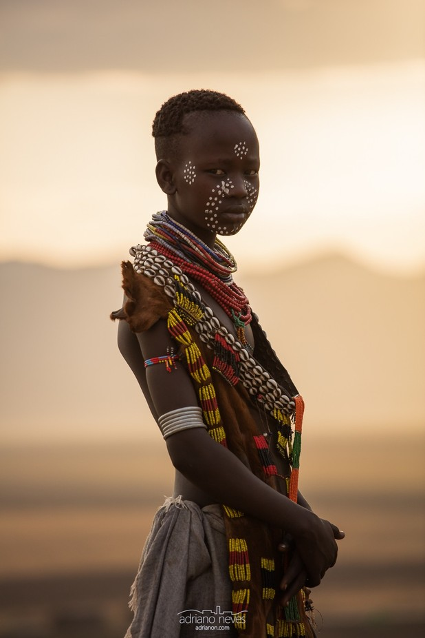 Karo - Ethiopia, Omo Valley by acseven - Cultures of the World Photo Contest