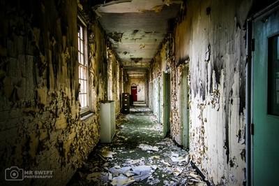 Burnt Corridor