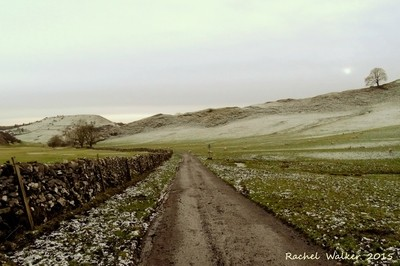 Earl Sterndale On A Cold And Frosty Day