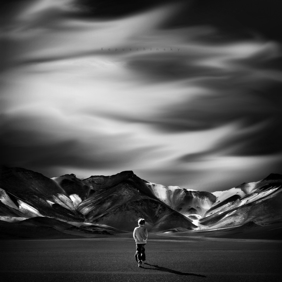Press Onward by kapuschinsky - In the Center Photo Contest