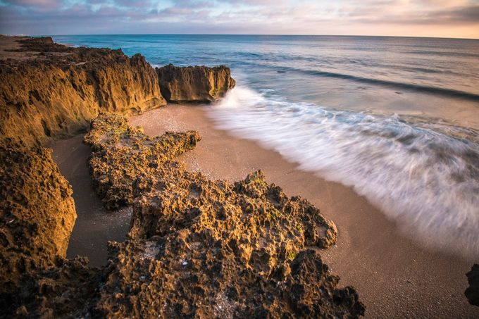 Coral Cliffs by jpfotos - Rule Of Thirds In Nature Photo Contest