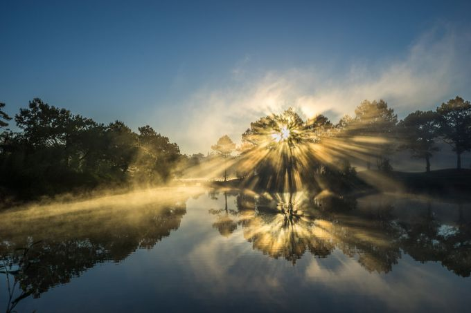 Reflection by yagami - Seeking Light In Nature Photo Contest