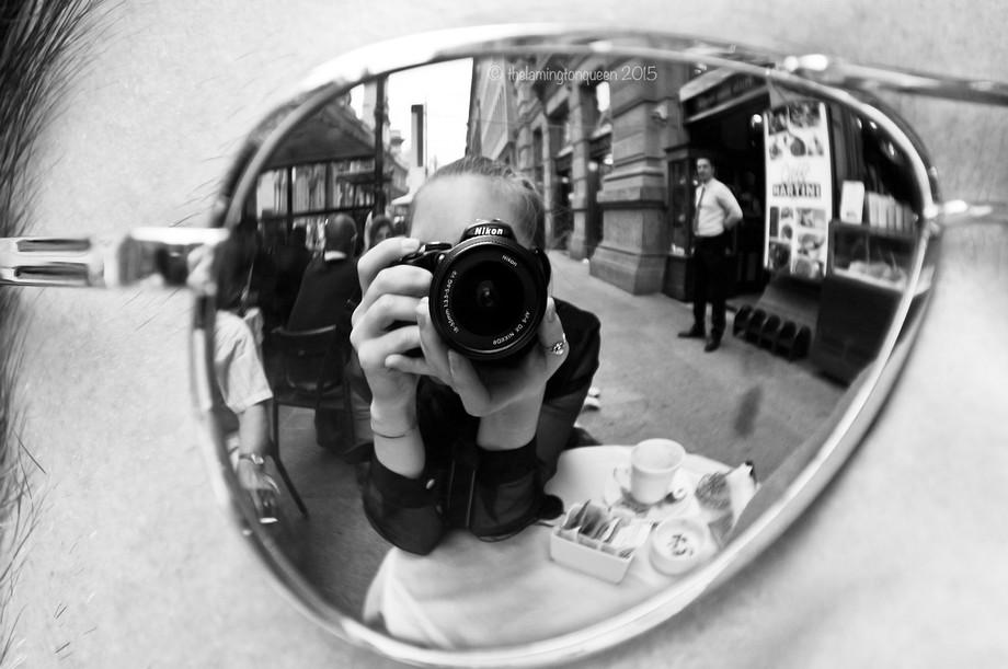 Self Portrait, Milan, 2015