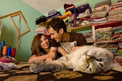 Edith, Roel & Kiro