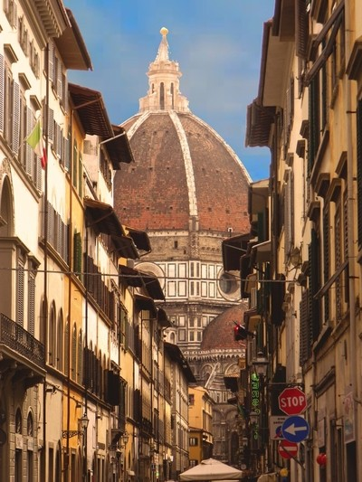 Florence Italy - The Duomo