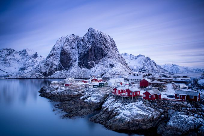 Hamnøya Village by Mbeiter - Using Filters Photo Contest