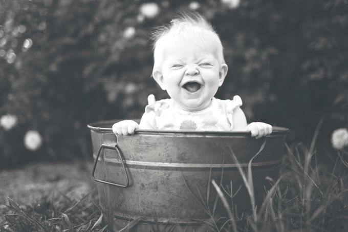 Ryan Joy's Smile by Chrissywphoto - Baby Face Photo Contest