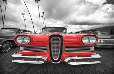 Red Edsel