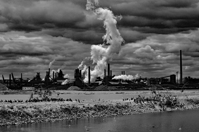 A Barren Landscape by RHRatcliffe - Industry Photo Contest