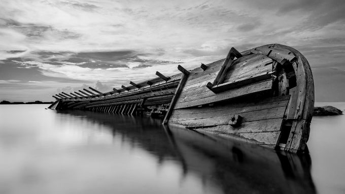 Shipwreck by IAMFE - Clever Angles Photo Contest