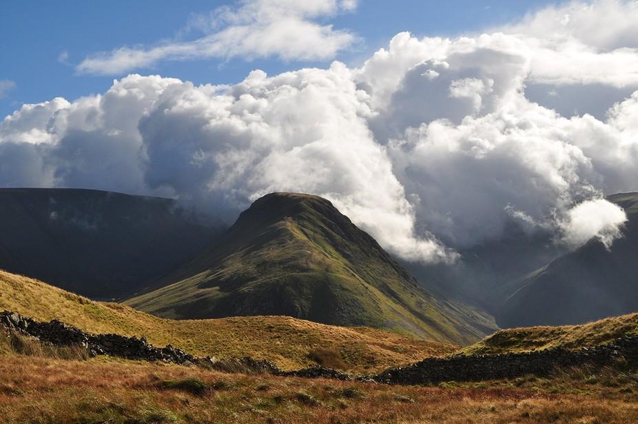 Clouds over Hartsopp Dodd