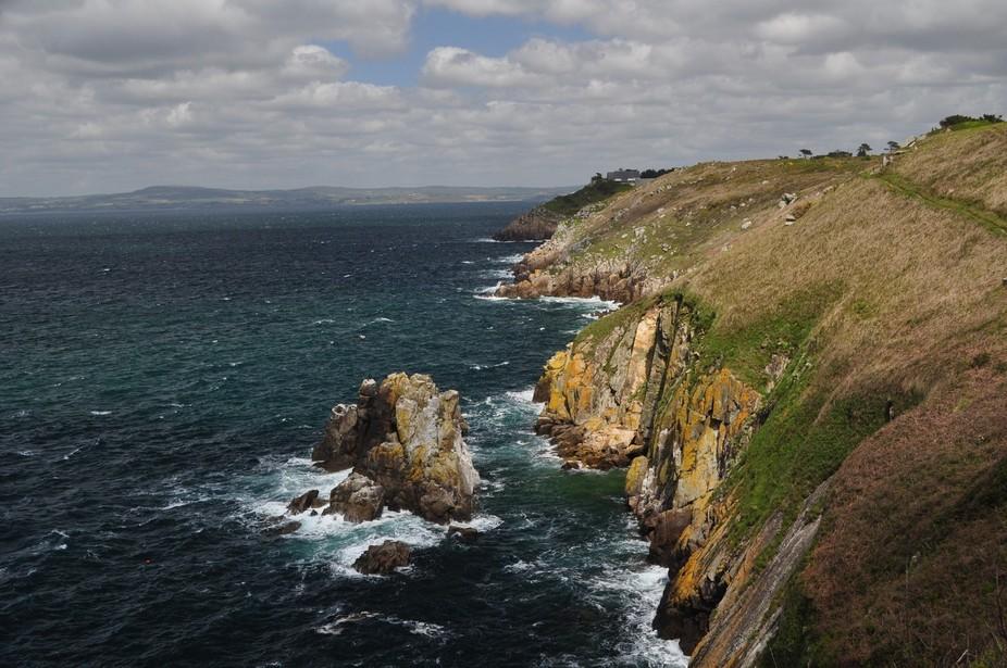 Brittany's wild coastline