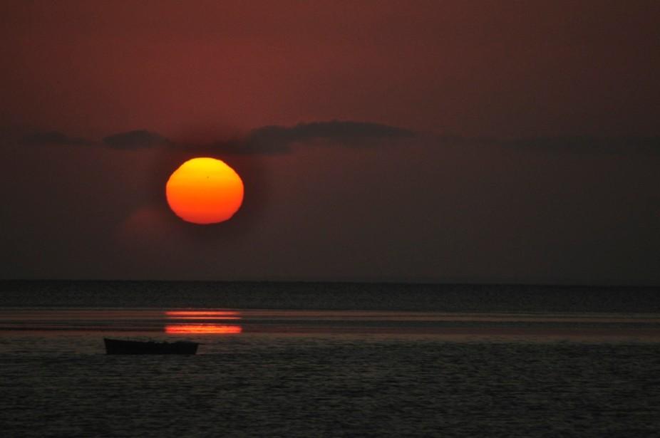 Bazaruto sunset