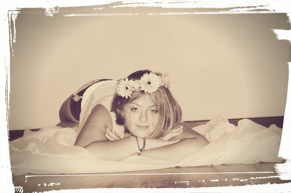My beautiful daughter My inspiration