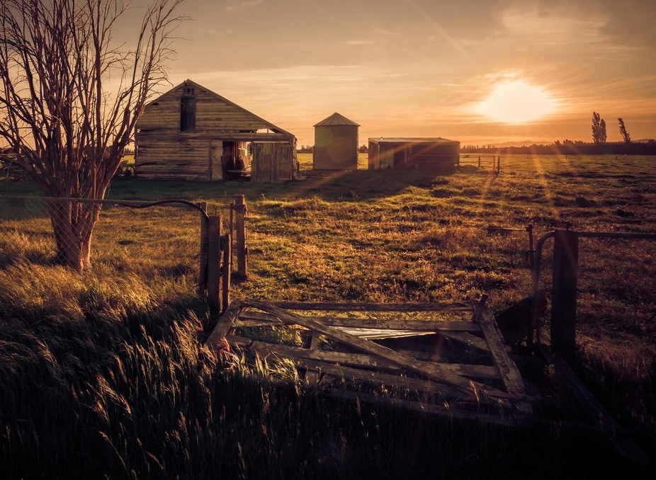 smokey barn