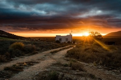 Namakwaland Sunrise - March 2016