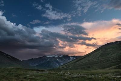 Altai mountains.