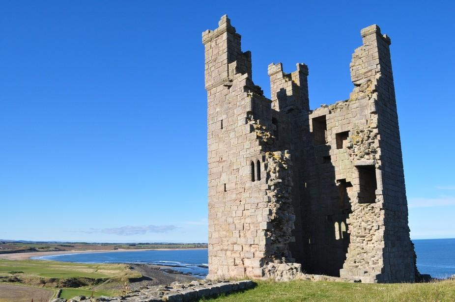 Dunstonburgh Castle